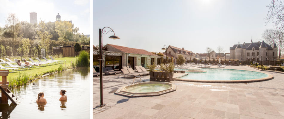 Thermae Grimbergen: …And relax | Discover Benelux