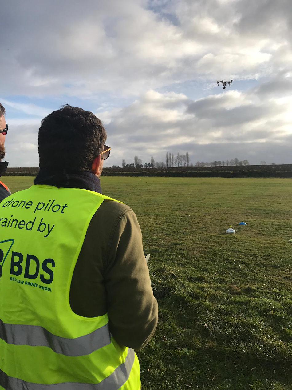 Belgian Drone School