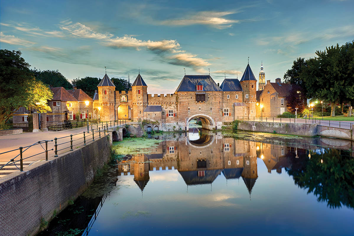 Amersfoort: History and hip hotspots in the same city