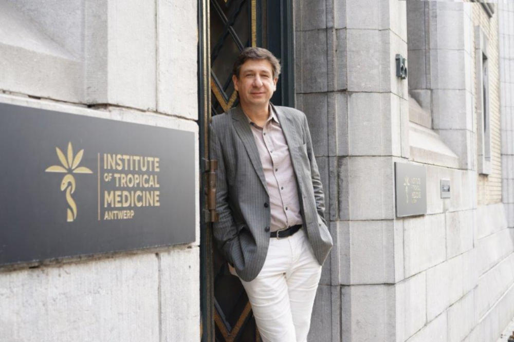 The Institute of Tropical Medicine Antwerp | Partnering up for global health