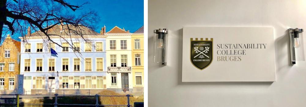 Sustainability College Bruges | The practical academic way towards sustainability