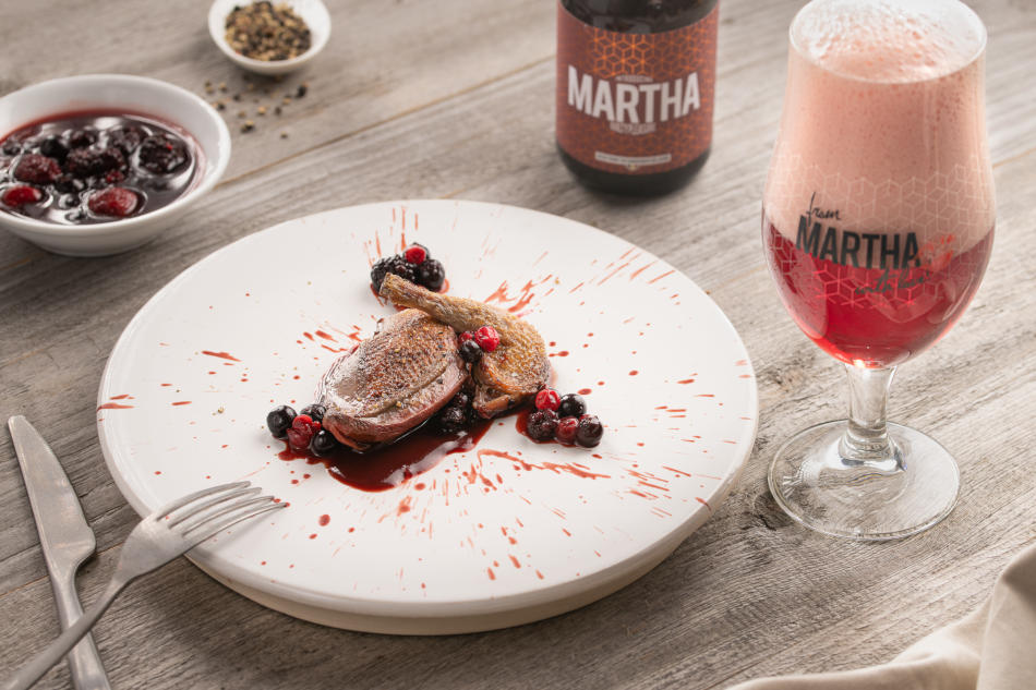 The Brew Society: Martha: modern beer with historical roots