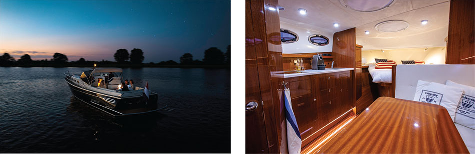 DaVinci Yachts: Create perfect moments with pure luxury