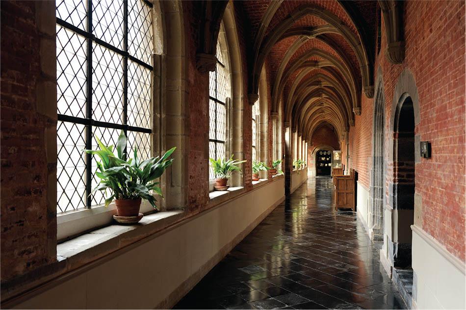 Notre-Dame à la Rose Hospital: Art, life and medicine over the centuries at Lessines