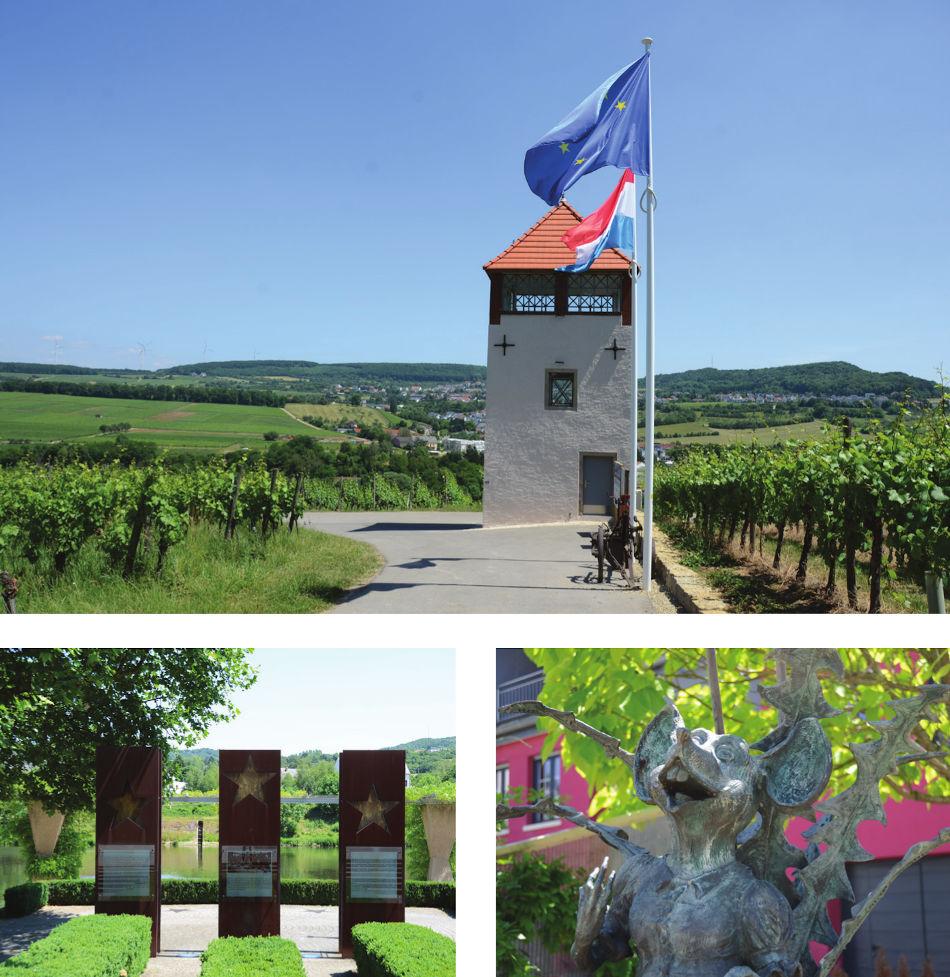 Schengen: The historic Luxembourg village where European unity was born