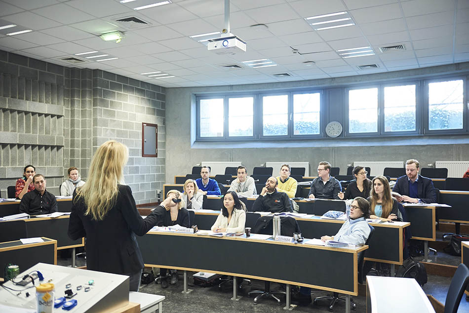 Solvay Executive Education: Business learning for the real world