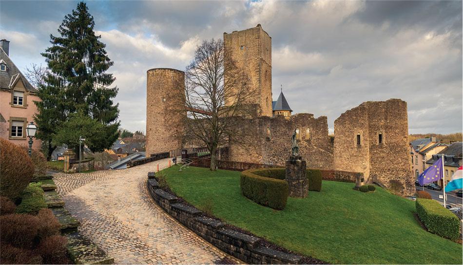 Useldange Castle | A taste of medieval life in Luxembourg