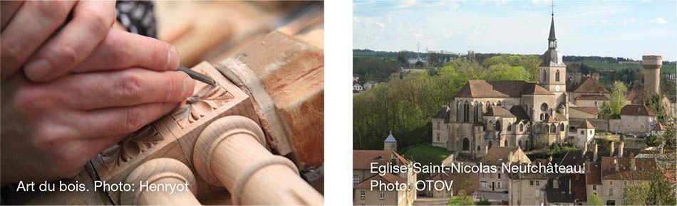 Ouest des Vosges